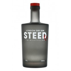 GINEBRA LONDON DRY GIN STEED  CAJA 3 UDS