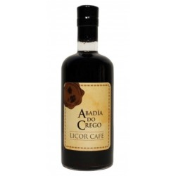 LICOR CAFE ABADIA DO CREGO  CAJA 6 BOTELLAS