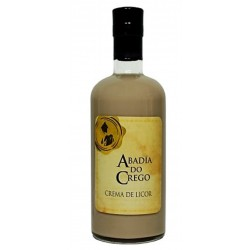 CREMA DE LICOR ABADIA DO CREGO  CAJA 6 BOTELLAS