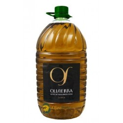 Aceite Virgen extra Olisierra Garrafa 5 litros