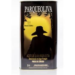 ACEITE PARQUEOLIVA 3LITROS,...