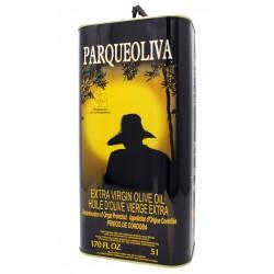ACEITE PARQUEOLIVA 5LITROS
